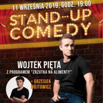 Stand-up Comedy Radomsko: Wojtek Pięta