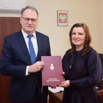 Monika Andrysiak powołana na wiceprezydenta Radomska