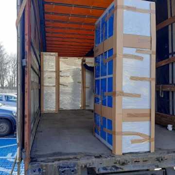 """Do """"Jedynki"""" dotarły nowe szafki"""