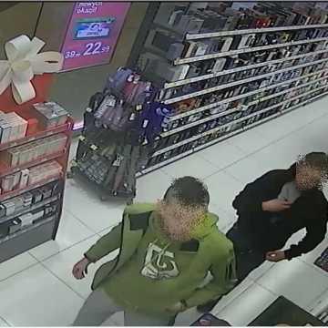 Kradli perfumy i klocki Lego