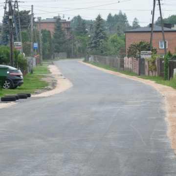 Ulica Wymysłowska została wyremontowana