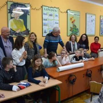 Wizyta gości z Izraela w Radomsku