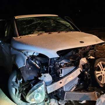 Kierowca bmw pojechał pod prąd i spowodował wypadek na A1