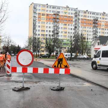 Piotrków Tryb. ruszył remont ul. Szklarskiej