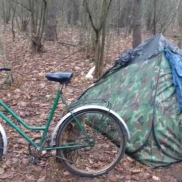 Dzielnicowy z Lgoty Wielkiej pomógł bezdomnemu
