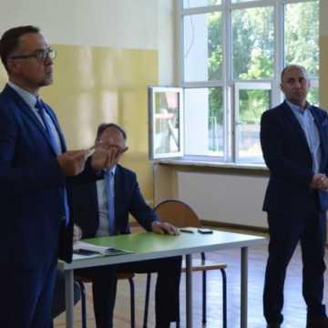 Spotkanie prezydenta z mieszkańcami dzielnicy Bartodzieje