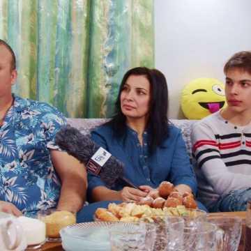 W temacie. Rodzina z Ukrainy opowiedziała nam o życiu w Radomsku