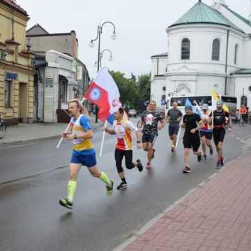 Biegowa i rowerowa pielgrzymka do Częstochowy
