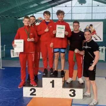 Dwa medale zapaśników ZKS Radomsko na mistrzostwach w Zamościu
