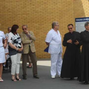 Relikwia błogosławionej pielęgniarki Hanny Chrzanowskiej w Kaplicy Szpitala w Radomsku
