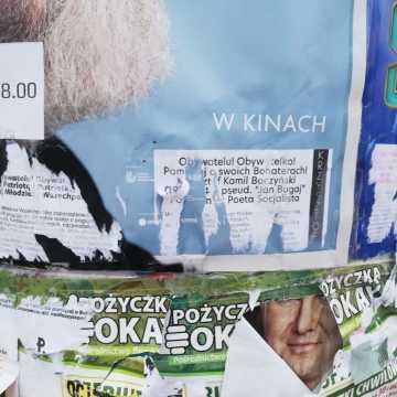 Antyfaszystowskie symbole na ulicach Radomska. Oskarżenia wobec Młodzieży Wszechpolskiej