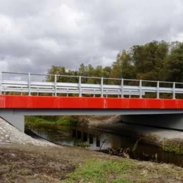 Most w Zalesiczkach wyremontowany