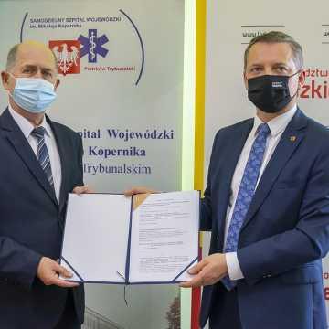 Nowy tomograf dla szpitala w Piotrkowie Trybunalskim