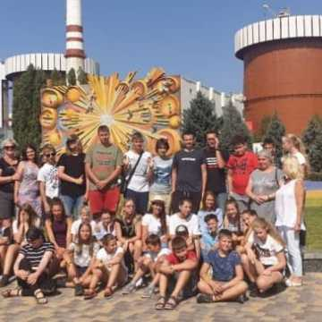 Wizyta na Ukrainie dobiegła końca