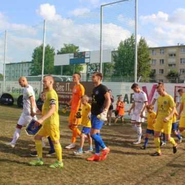 Przegrany pierwszy mecz RKS Radomsko w III lidze z Legią II Warszawa