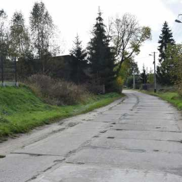Ulica Stara Droga w Radomsku będzie jak nowa