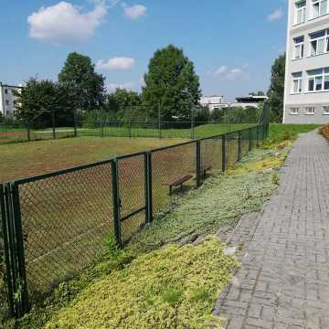 Na miejscu starego kortu tenisowego przy I LO w Radomsko powstanie boisko wielofunkcyjne