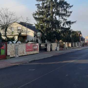 Na ul. Skłodowskiej w Radomsku wyremontowano 300-metrowy odcinek jezdni
