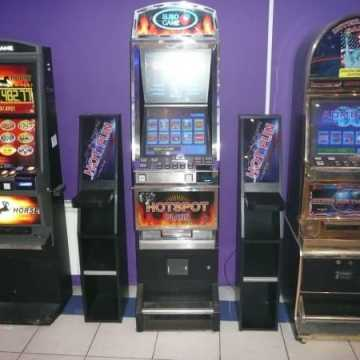Nielegalne automaty skonfiskowano w Radomsku