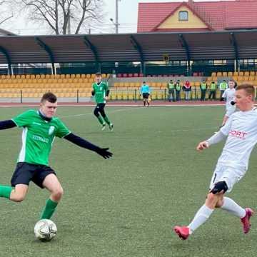 Hat-trick Kajetana Misztalskiego w meczu Sportingu Radomsko w Łowiczu