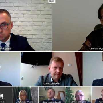 Nadzwyczajna sesja Rady Miejskiej w Radomsku