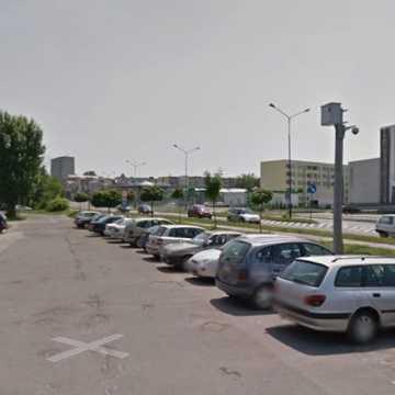 Utrudnienia na ul. Żeromskiego w Radomsku