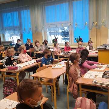 Uczniowie klas I–III wrócili do szkół