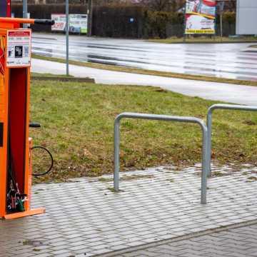 Bełchatów: stacje naprawy rowerów ponownie zamontowane