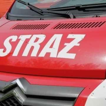Gmina Przedbórz: 53-latek zginął w pożarze