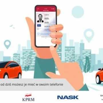 Prawo jazdy w telefonie – już jest!
