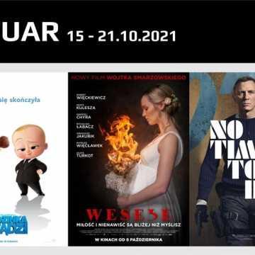 Kino MDK w Radomsku zaprasza. Repertuar od 15 do 21 października