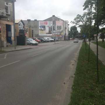 Najbardziej zatłoczone ulice w Radomsku