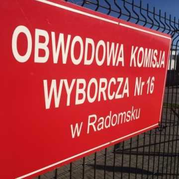 Radomsko głosuje. Tłumy w komisjach wyborczych