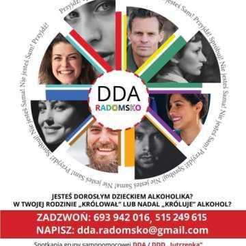 """Wspólnota DDA/DDD """"Jutrzenka"""" zaprasza na mitingi"""