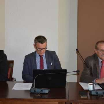 Obradowała Komisja Rozwoju powiatu