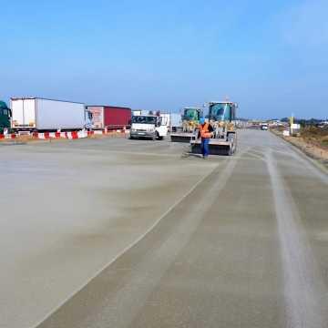 GDDKiA podsumowuje koniec roku na budowie autostrady A1