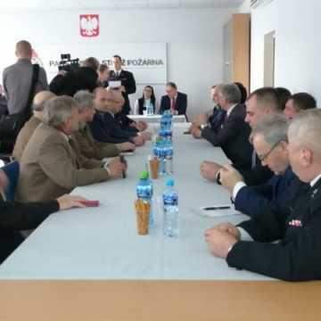 Strażacy z Radomska podsumowali 2019 rok