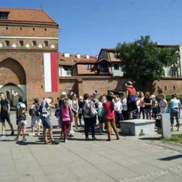 Radomszczanie zwiedzili Toruń