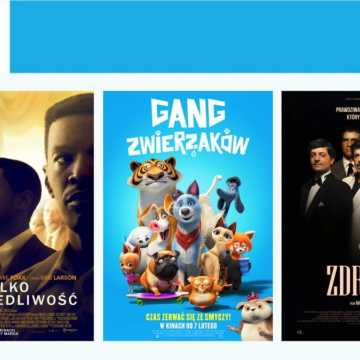 Kino MDK zaprasza. Repertuar od 17 do 24  lipca