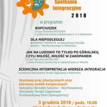 Teatralne Radomszczańskie Spotkania Integracyjne
