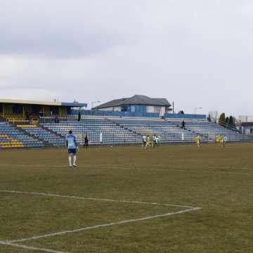 RKS Radomsko remisuje z Sokołem Aleksandrów Łódzki 0:0