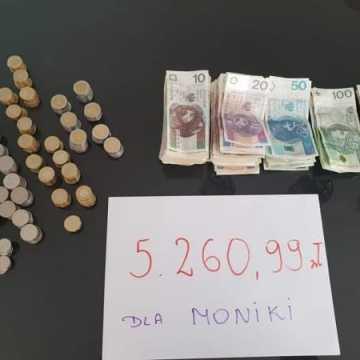 5 260,99 zł dla Moniki Osińskiej