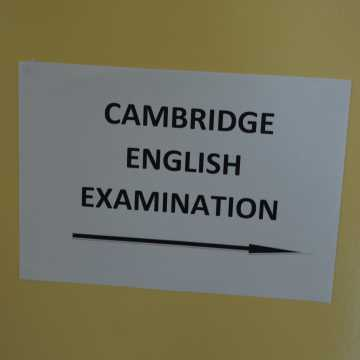 Radomsko zdaje angielski. Dziś uczniowie szkół średnich