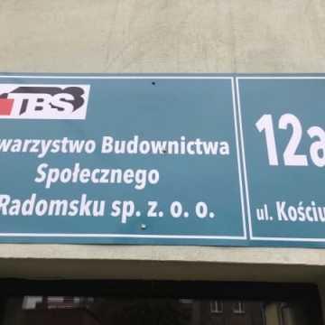 TBS w Radomsku zamknięte 14 sierpnia