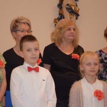 Dzień Seniora w pw. NMP Królowej Polski w Radomsku