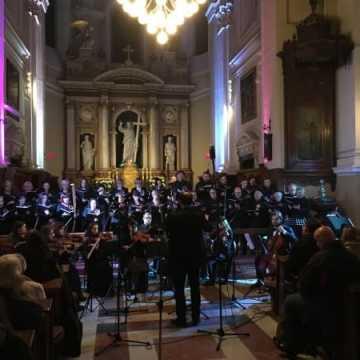 Moniuszkowcy śpiewali na 750-lecie lokacji Radomska