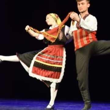 """Koncert """"Roztańczona Europa - Tańce rosyjskie i ukraińskie. Każdy taniec ma swoją historię"""""""