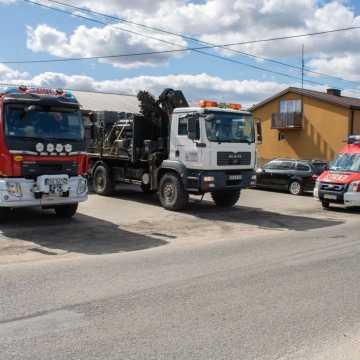 Strażacy z OSP Dąbrówka otrzymali agregat prądotwórczy