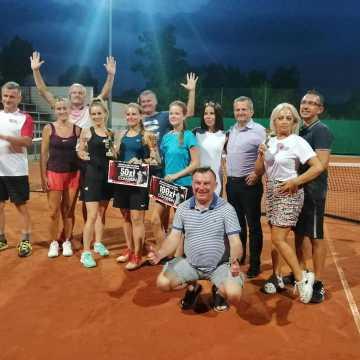 Na korcie MOSiR-u rozegrano turniej tenisa ziemnego [WYNIKI]