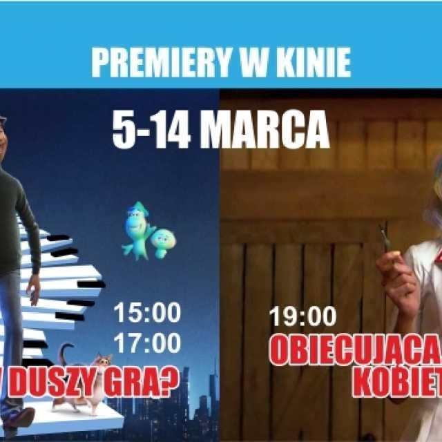 Kino MDK zaprasza. Repertuar od  5 do 11 marca